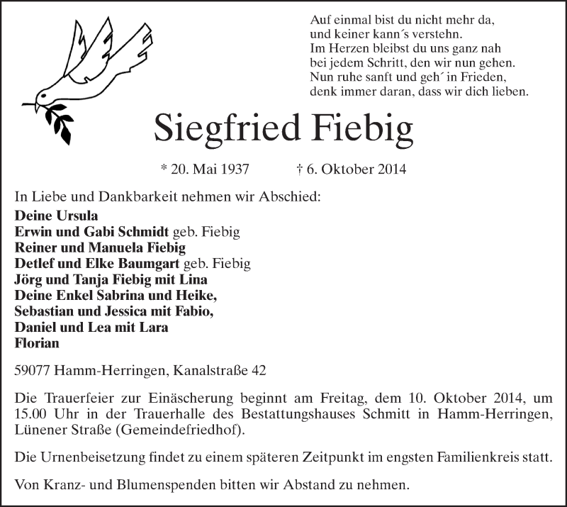Dissertation siegfried fiebig - Premier and Affordable Academic Writing Services