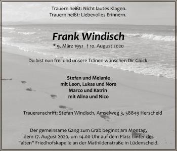 Frank Windisch