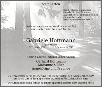 Start | Westfalen - Online Trauern
